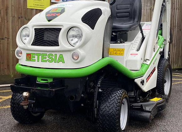 Etesia Buffalo HVHPX Ride-on mower with high lift collector