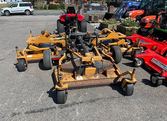 Woods TBW 7144RD Trailed batwing mower