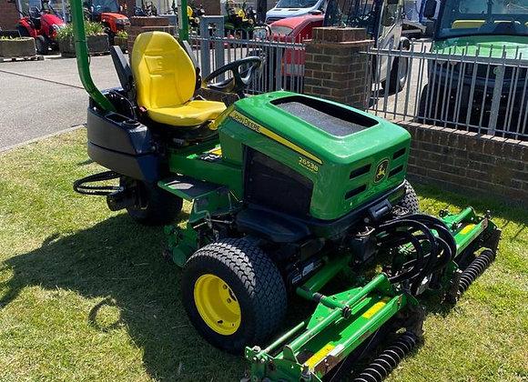 John Deere 2653B Tees, utility, triple mower