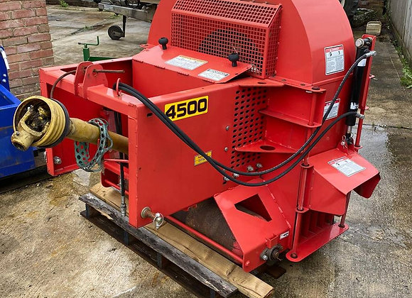 Agrimetal BW4500 Tractor mounted blower