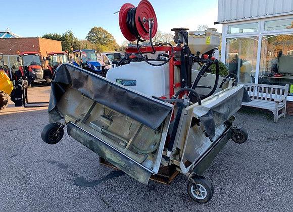 Bargam 600 Tractor mounted sprayer