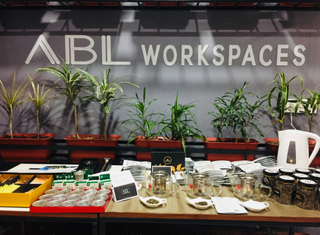 Connect ABL | Tea Floor- Teavolution | From Garden To Cup !!