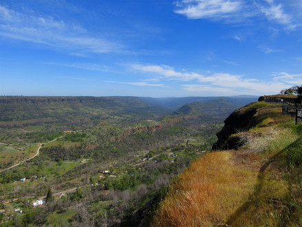 Digital photography  Chico High School Digital Arts - dramatic landscape photo project Spring 2021