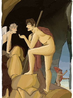Oedipus Explains the Meaning Of The Universe