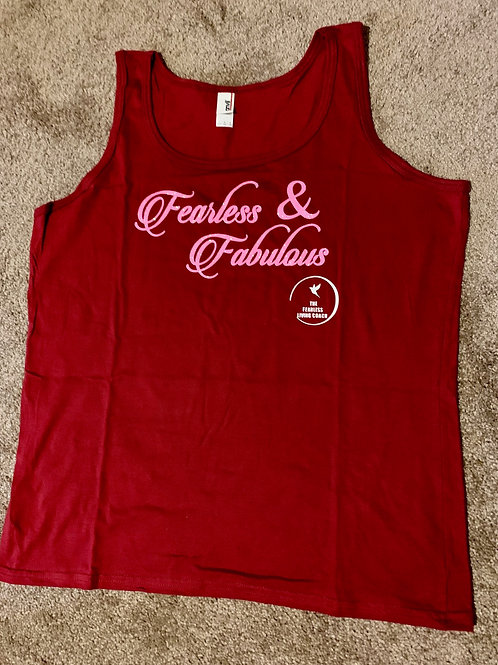 Fearless & Fabulous Tank Top