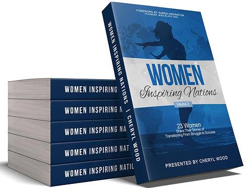 Women Inspiring Nations - VOLUME 2