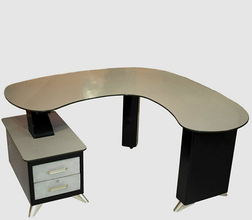 Metal Desk by Steiner
