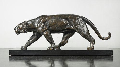 Alexandre Ouline large signed bronze