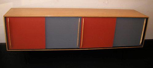 Willy Van der Meeren Side Cabinet