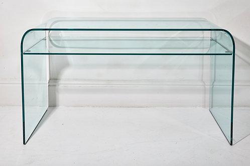 Elmentare Glass Desk