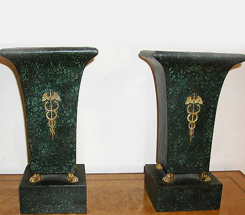 Pair of Urns, French c1825