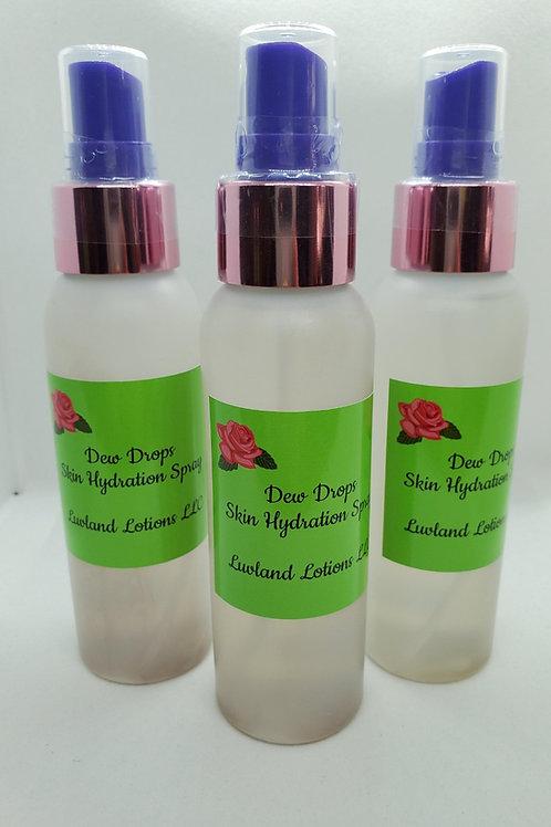 Dew Drops - Rose - Skin Hydration Spray