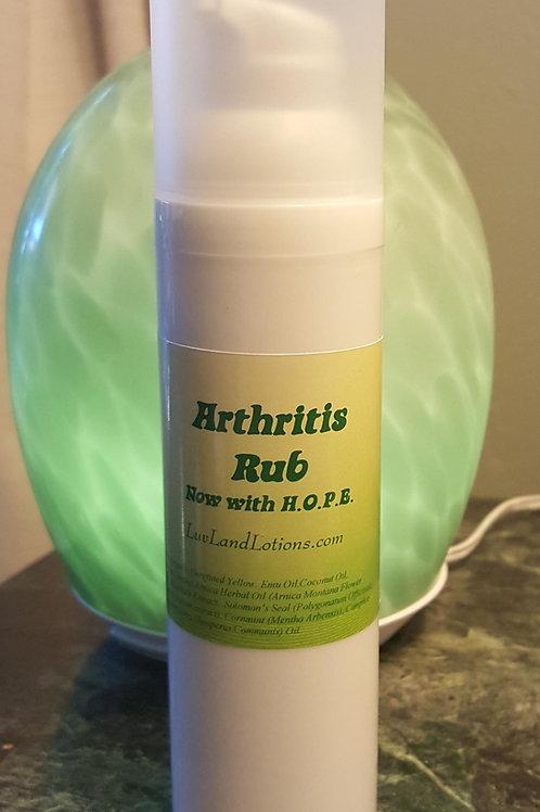 Arthritis Rub 2.7 oz