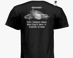 NOAH VR Shirt 3 by Justin