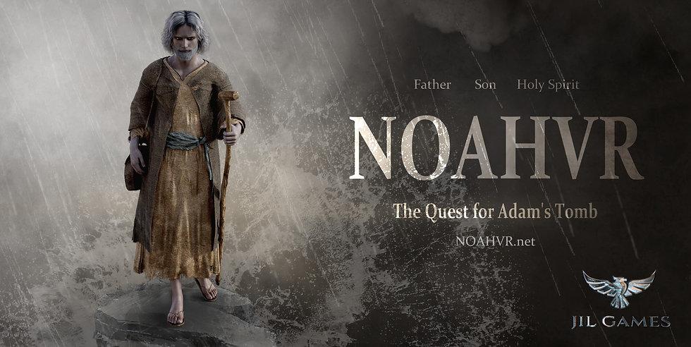 JILGames_Noah VR Poster Art Trinity Nov