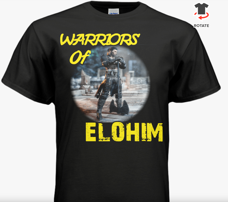 Warriors of ELOHIM Tee