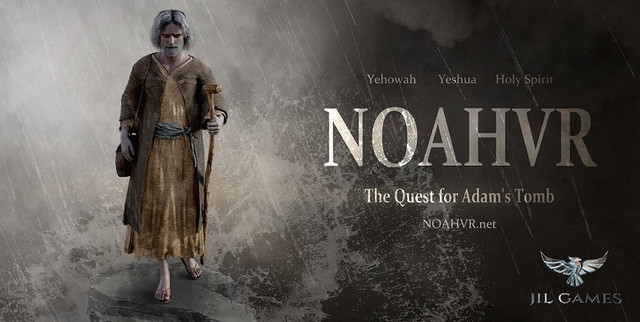 Father NOAH: Father of ALL Living
