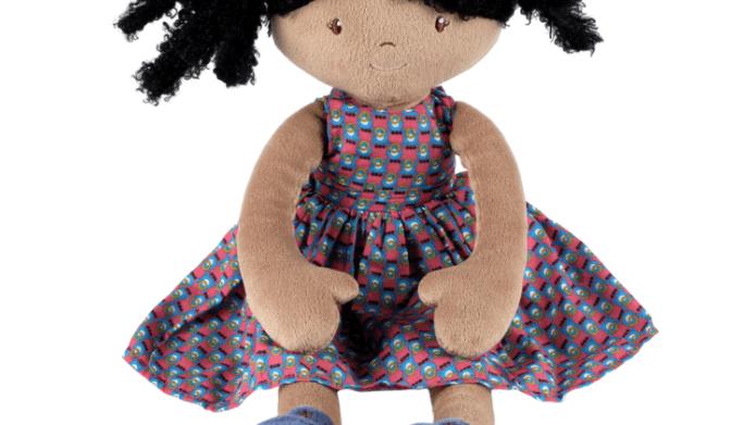 Personalised Rag Doll Elodie