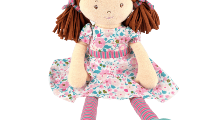 Personalised Rag Doll Isla