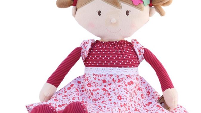 Personalised Rag Doll Elivia