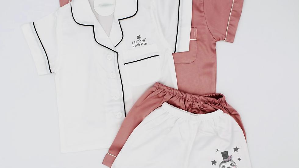 Matchy Personalised Sloth Pyjamas