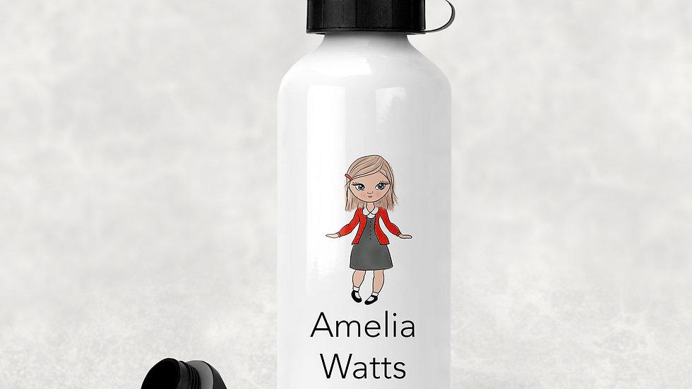 Girls Lookalikey Water Bottle