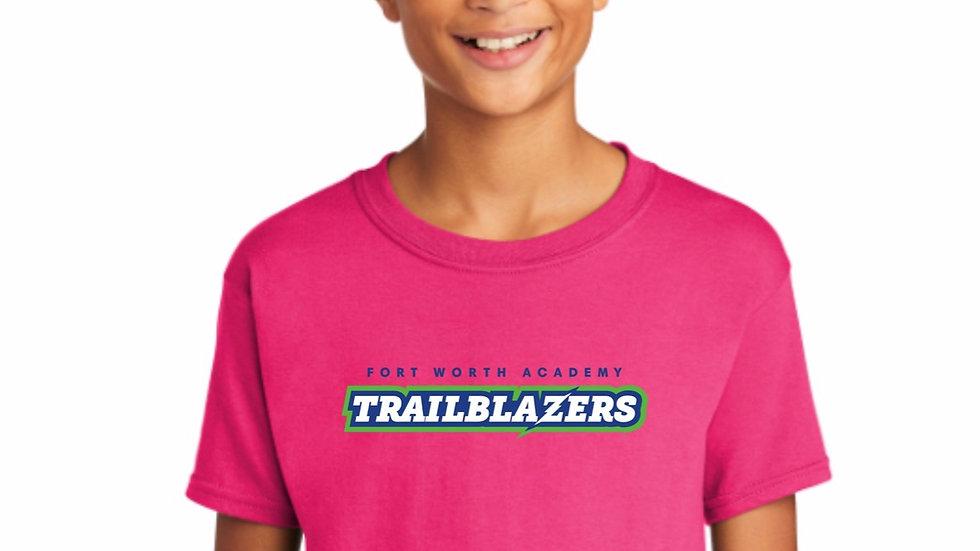 Pink Trailblazer T-Shirts