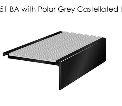 AN51 BA with Polar Grey Castellated