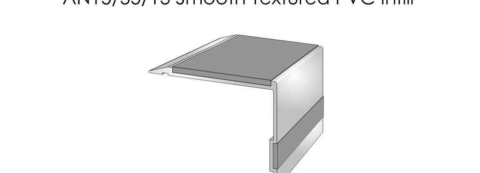 AN15-55-13 Smooth Textured PVC Infill