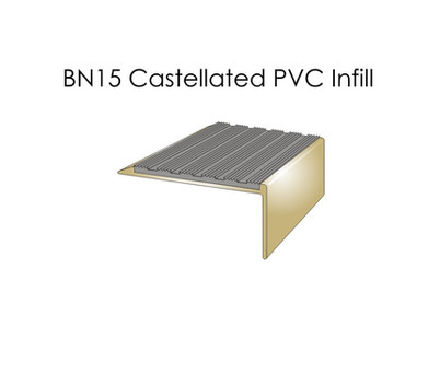 BN15 Castellated PVC Infill