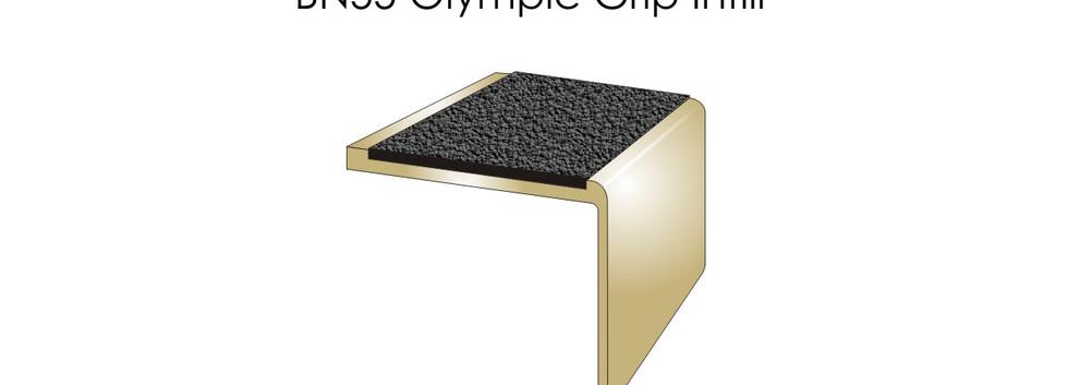 BN55 Olympic Grip Infill