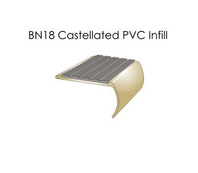 BN18 Castellated PVC Infill
