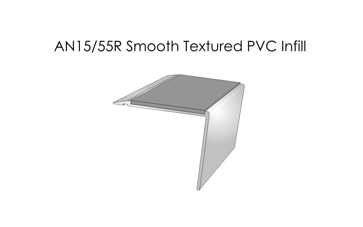 AN15-55R Smooth Textured PVC Infill