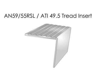 AN59-55RSL - ATI49.5 Tread Insert