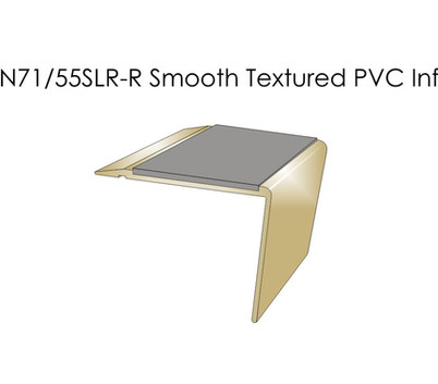 BN71-55SLR-R Smooth Textured PVC Infill