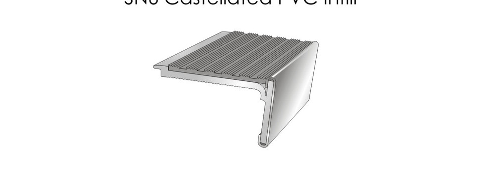 SN6 Castellated PVC Infill