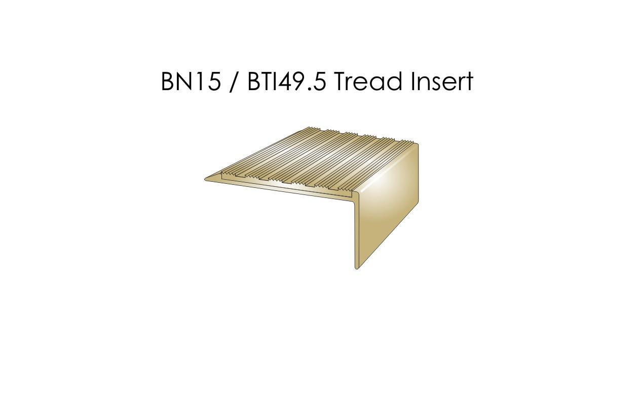 BN15 BTI49.5 Tread Insert