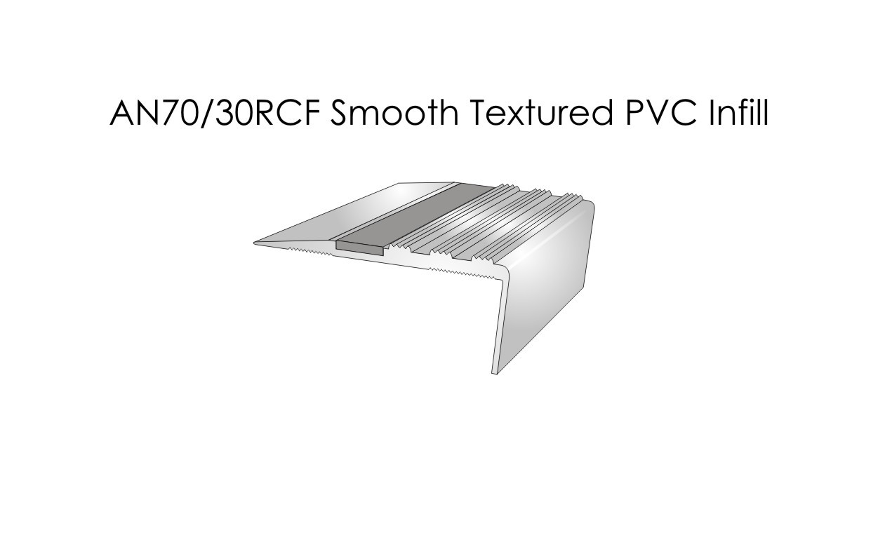 AN70-30RCF Smooth Textured PVC Infill