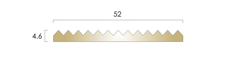 CAT Brass Nosing BTI52