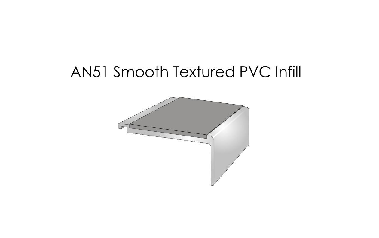 AN51 Smooth Textured PVC Infill