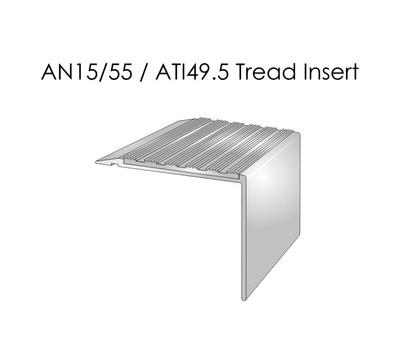 AN15-55 ATI49.5 Tread Insert