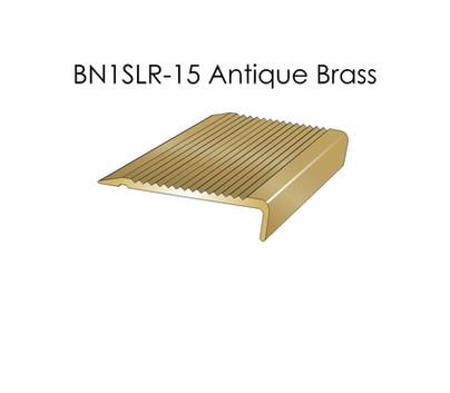BN1SLR15-R Antique Brass