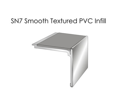 SN7 Smooth Textured PVC Infill
