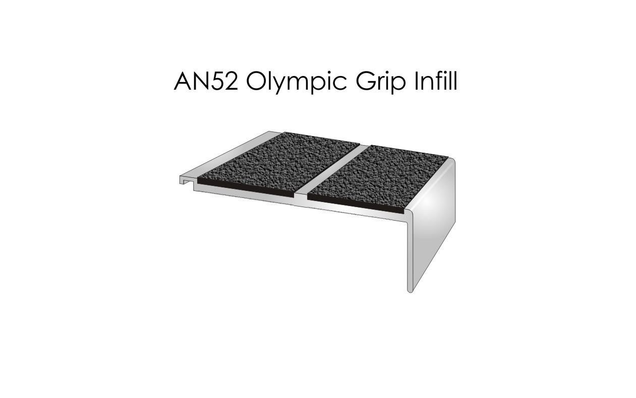 AN52 Olympic Grip Infill