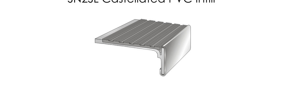 SN2SL Castellated PVC Infill