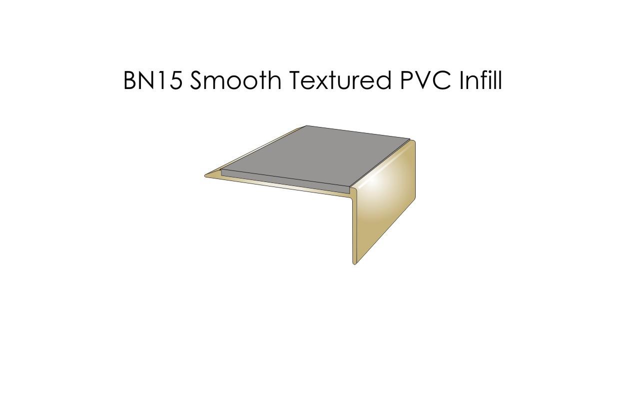 BN15 Smooth Textured PVC Infill