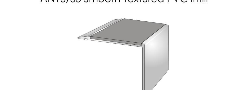 AN15-55 Smooth Textured PVC Infill