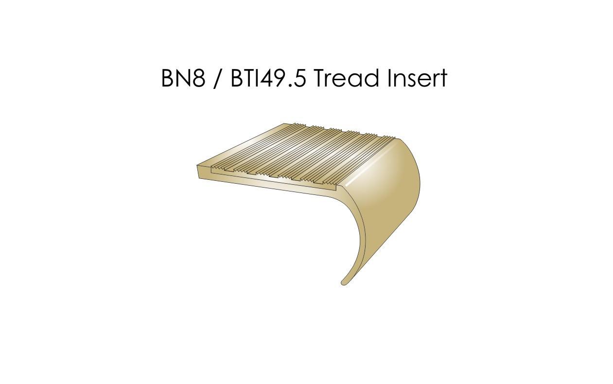 BN8 BTI49.5 Tread Insert