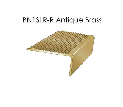 BN1SLR-R Antique Brass