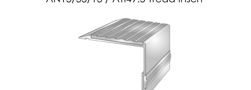 AN15-55-13 ATI49.5 Tread Insert